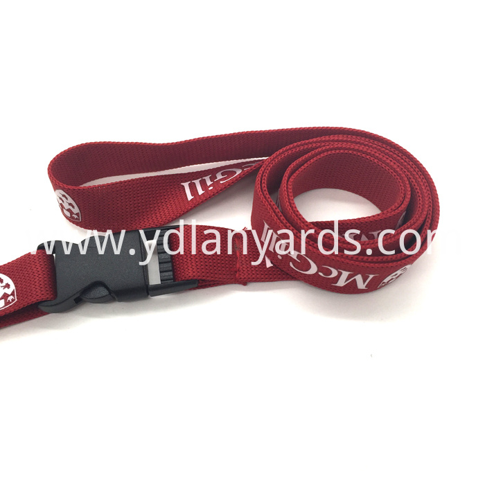 Printed Tube Lanyards